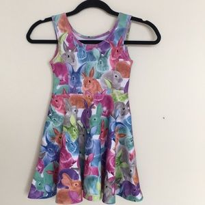 💝Children's Place Bunny Multicolor girls  Dress